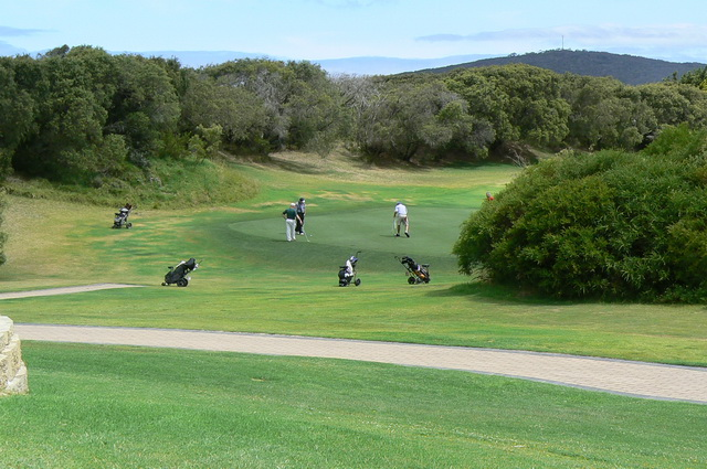 Albany Golf Course